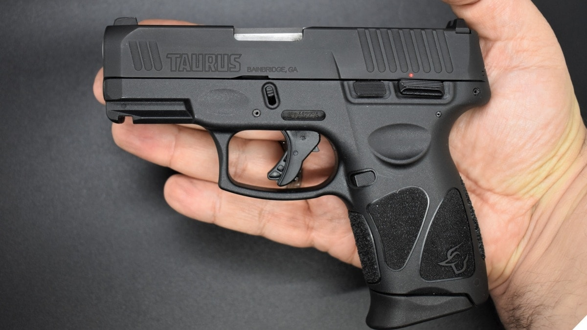 12+1 $300 Subcompact: A Closer Look at the New Taurus G3c