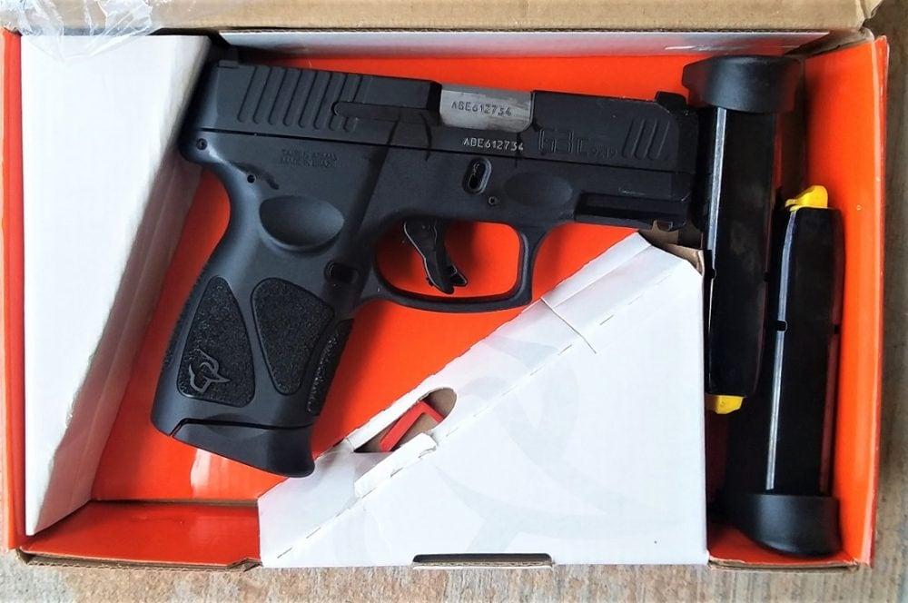 Taurus G3c box