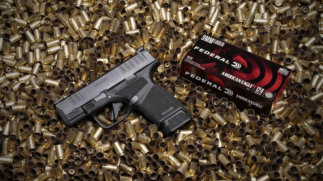 There's a Springfield Armory Hellcat Still Ticking After 20,000 Rounds